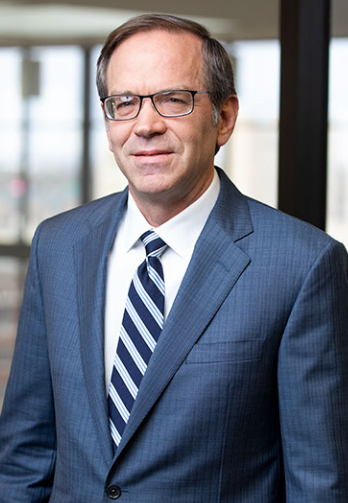 F. James Robinson - Attorney at Hite, Fanning & Honeyman, Wichita, Kansas