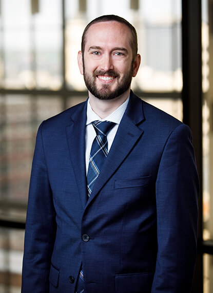 Evan M. Hathaway, Hite, Fanning & Honeyman Wichita Attorney